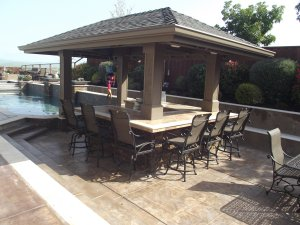 Summer Can Be A Hot And Uncomfortable Time Of Year, But A Pavilion Or Cabana  Can Help You Continue To Enjoy Your Backyard By Providing Cool Shade On A  Hot ...